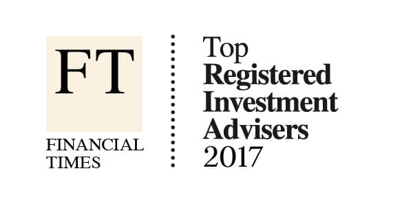 Financial Times Top Registered Investment Advisers 2017